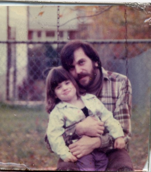 my dad and I in Pennsauken, NJ