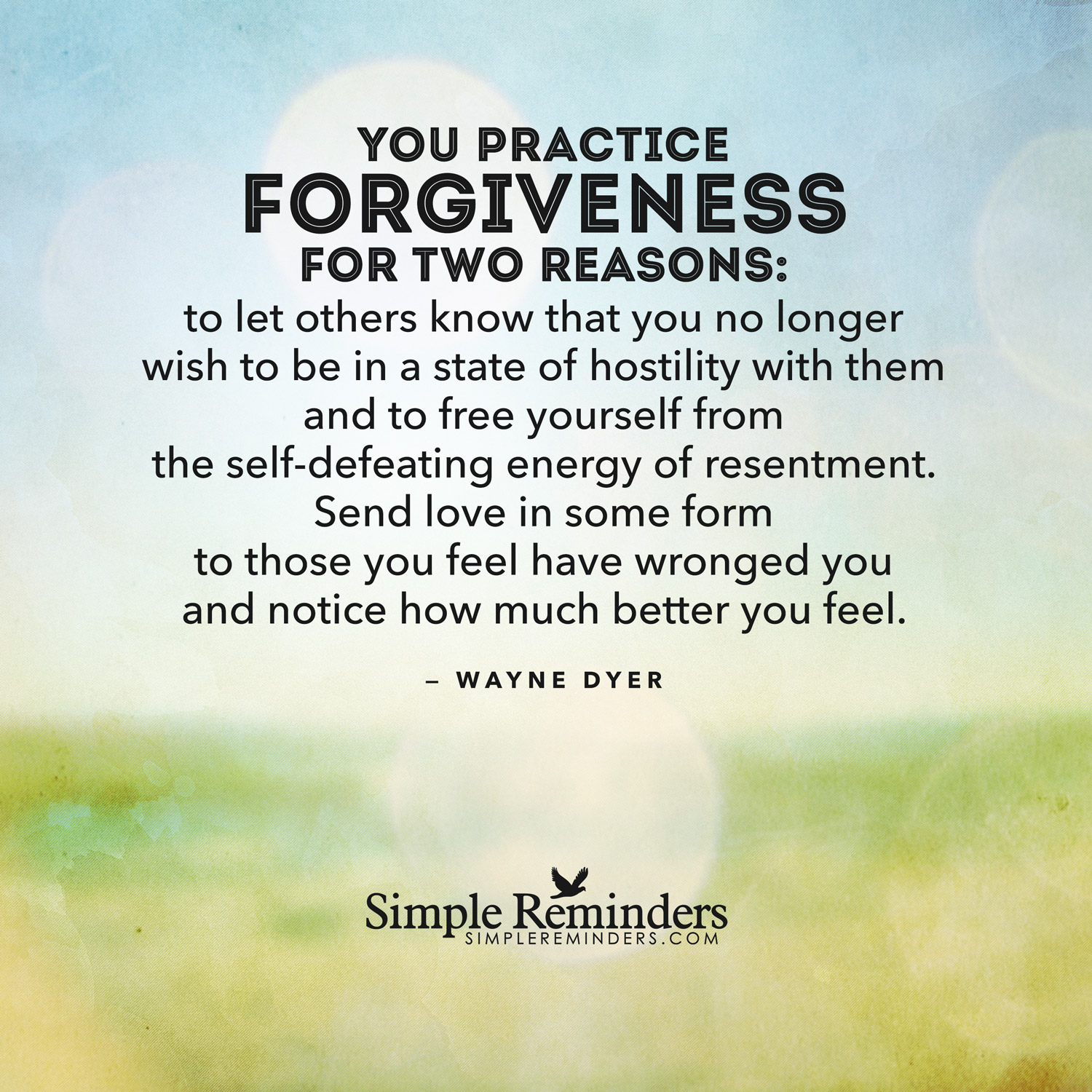 Quotes About Friendship And Forgiveness When You Finally Forgive The Manifeststation