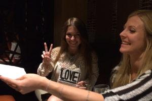 Internet Superstar Amymarie Gaertner Talks (& Dances) For Jen Pastiloff