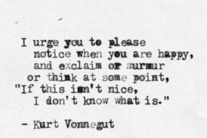 Happy Birthday, Kurt Vonnegut Jr.