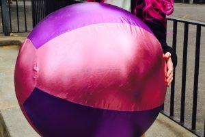 Purple Ball Day