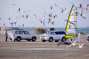 Through the Sand: A Driving Lesson From Dubai