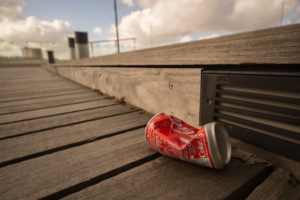 The Lonely Soda Can