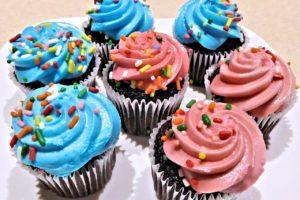 Seven Cupcakes