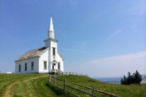 Darkened Churches