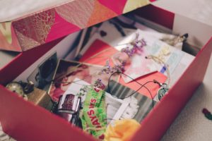 Notes From A Sentimental Hoarder