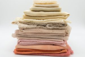 Yellow Bath Towels