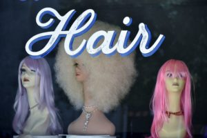 The Pink Wig