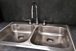 Remodeling, Loss and the Kitchen Sink