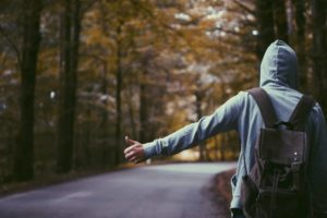 The Vanished Hitchhiker
