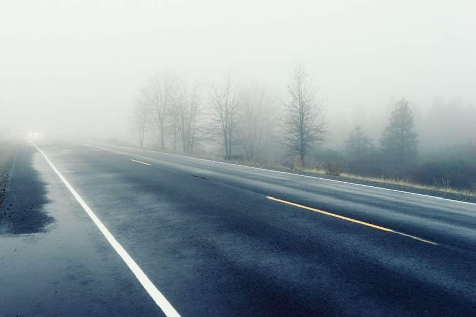 foggy road brenda